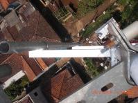 Mounting Antenna