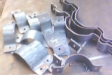 "Clamp 5"", joint T, dan Clamp 2""-8.5""-2"""