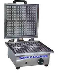 WAFFLE MACHINE